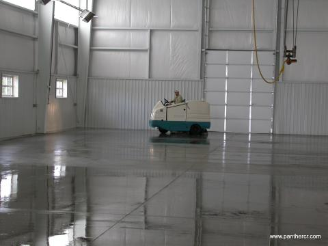 Panther Concrete Restoration, Inc  - Concrete sealers Image